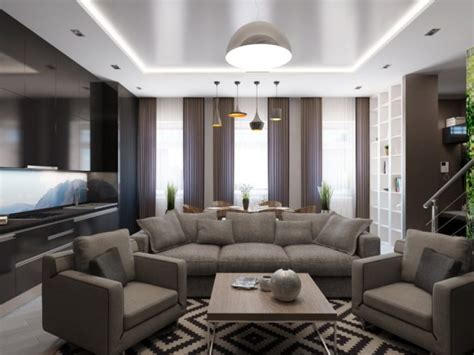 15 dark living room decorating ideas roohome designs 15 awesome living room decor ideas with the perfect