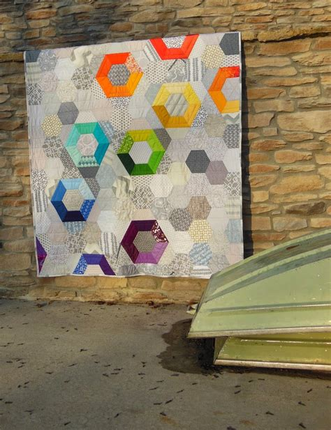 Contemporary Patchwork Quilts - modern patchwork color quilts by mcconnell