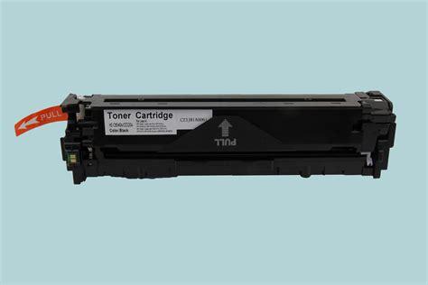 Toner Ce320a 1x Black Toner Cartridge Ce320a For Hp Laserjet Cm1415