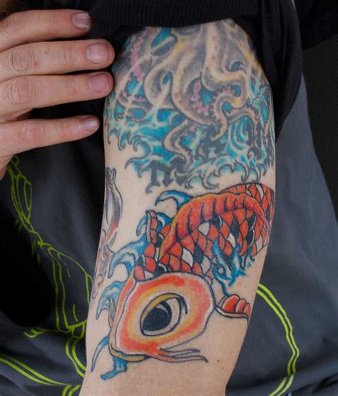 coi fish tattoo koi tattoos designs ideas and meaning tattoos for you