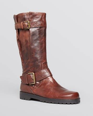 gentle souls buckled up boots gentle souls boots buckled up shaft bloomingdale s