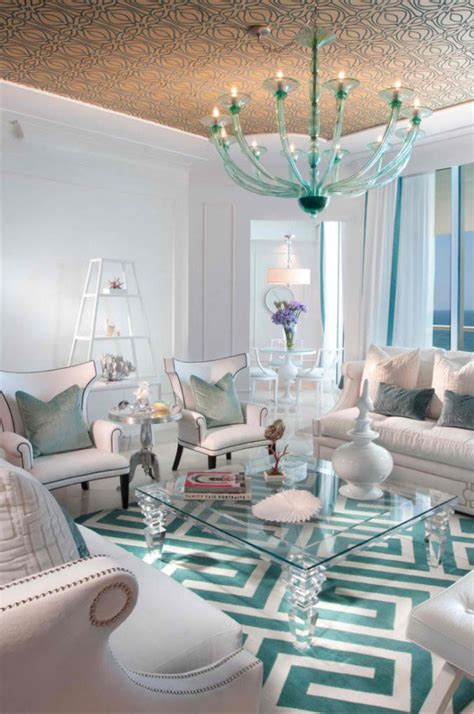 aqua and white living room 26 amazing living room color schemes decoholic