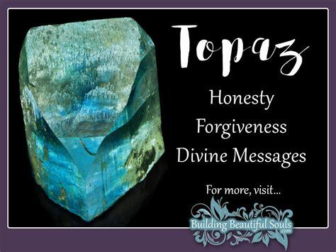Topas Edelstein Bedeutung by Topaz Meaning Healing Properties Healing Crystals
