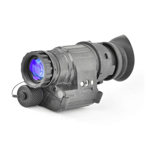 vision 14 lights out ultra light pvs 14 ul 14 night vision monocular night