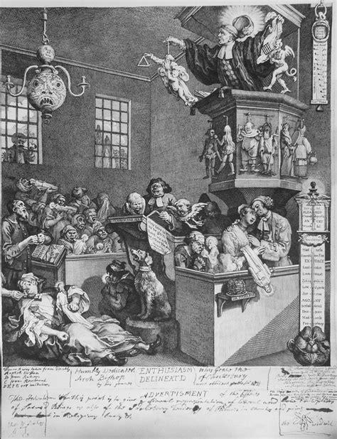 William Hogarth el Maestro de la Sátira Social y Politica