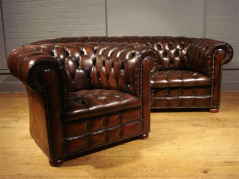 brown leather chesterfield armchair sold pair of antique brown leather chesterfield armchairs antique chesterfields