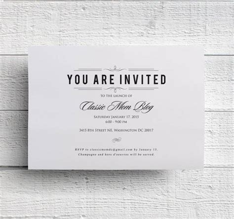 Corporate Dinner Invitation Card Template by 43 Dinner Invitation Psd Templates Free Premium Templates