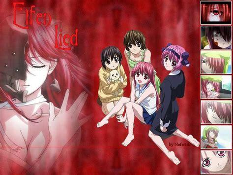 elfen lied anime amino