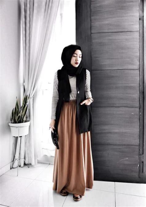 Jilbab Ootd 3 ootd skirt pict and jilbab