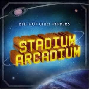 Red hot chili peppers stadium arcadium today s hot playist pick