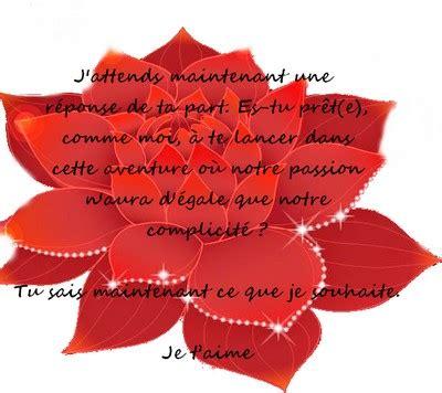 Modèles De Lettres D Amour Lettres Damour Po 232 Me Et Textes D Amour