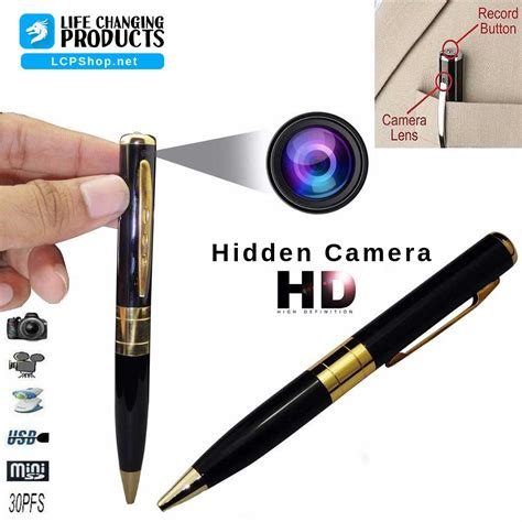 Kitchen Improvement Ideas Spy Cam Mini Pen Camera Life Changing Products