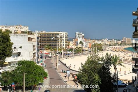 Kitchen Layout With Island well maintained apartment right by the sea in can pastilla