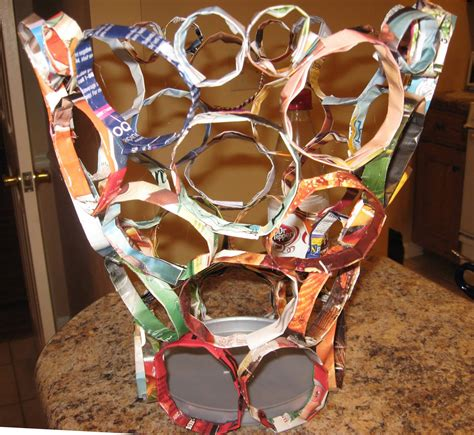 Paper Recycling Crafts - projects for creative recycled projects