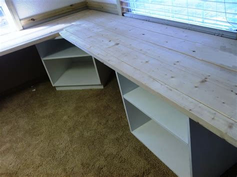 l shaped desk plans diy hostgarcia