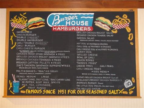 burger house menu photo gallery at our locations burger house hamburgers