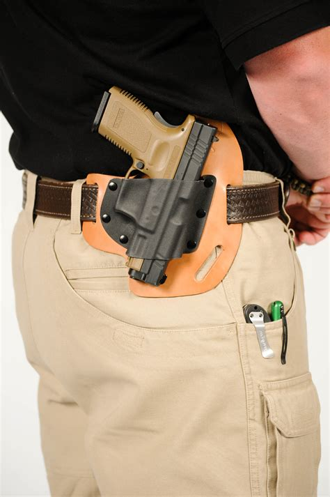 concealed in crossbreed concealed carry holster does duty