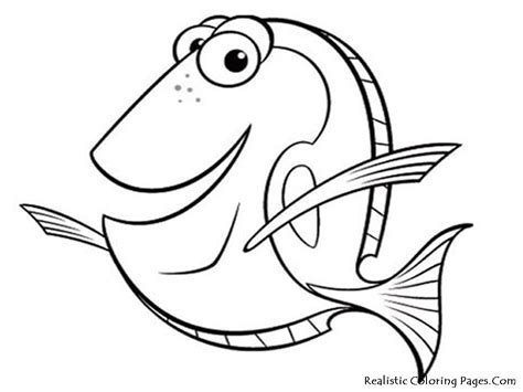 fish coloring pages 7 free printables