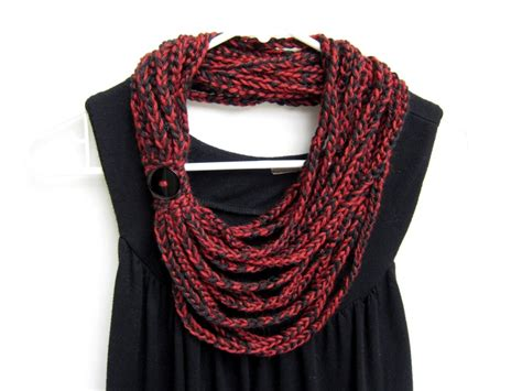 25 best ideas about crochet chain scarf on