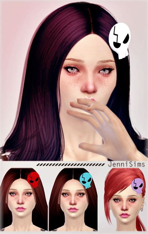 flowers bow headband at jenni sims 187 sims 4 updates 17 best images about sims 4 head pease on pinterest