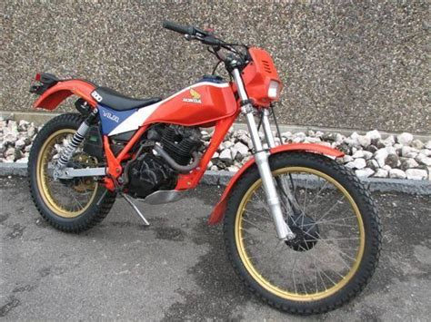 Trial Motorrad Occasion by Honda Tlr 200 Trial 200 Motorradhandel Ch Gr 246 Sste