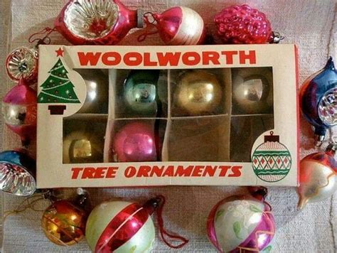 woolworth christmas antique ornaments pinterest