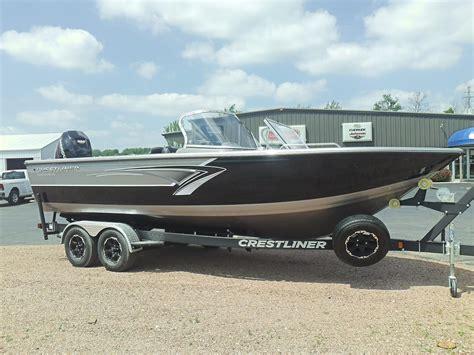 crestliner boats for sale crestliner 2250 authority boats for sale boats