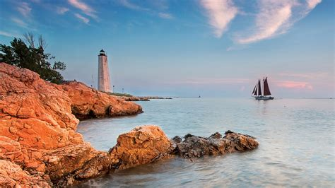 most beautiful places in the us 1410350125000 lighthouse 20point new 20haven from 20a 20k jpg
