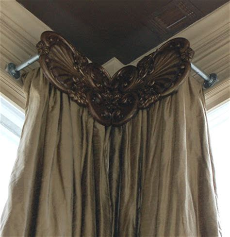 unique drapery hardware finestra decorative hardware custom carved drapery