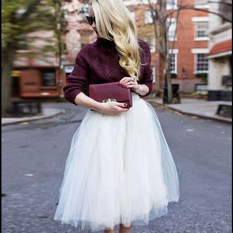 Tulle Skirt Rok Tulle Warna buy grosir rok gaya rok from china rok gaya rok
