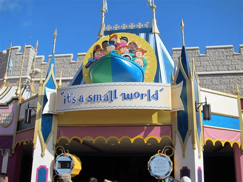 it s a world it s a small world