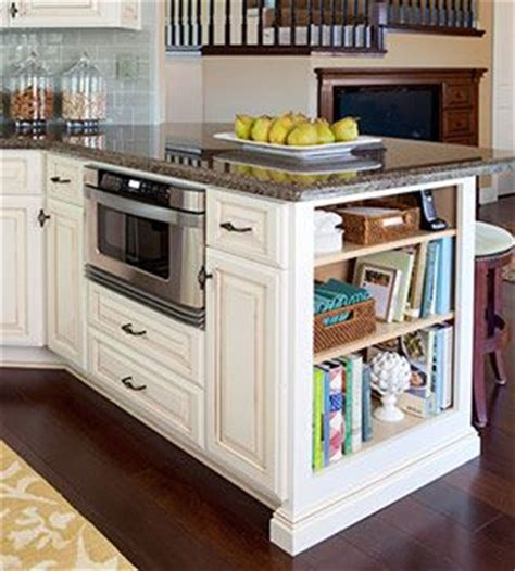 kitchen island shelves kitchen island with shelves for the home pinterest