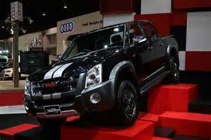 Isuzu Dmax Modifications Modified Up Trucks Tata Xenon Isuzu D Max