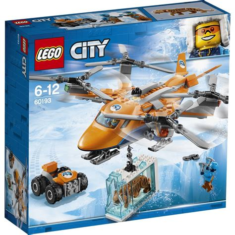 lego city arctic expedition arctic air transport 60193 big w
