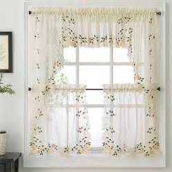 Pretty Kitchen Curtains 1000 Images About Kitchen And Dining On