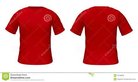 Tshirt Merah Dealdo Merch blank t shirts template with color stock illustration illustration of blank flat 19768280