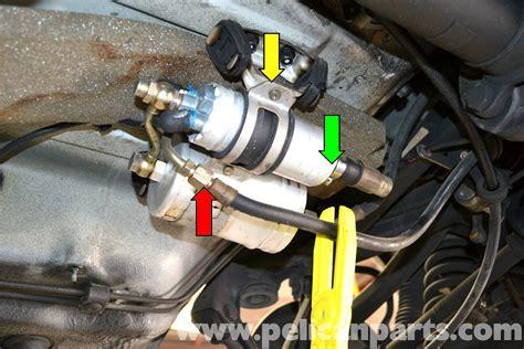 mercedes benz  fuel pump replacement