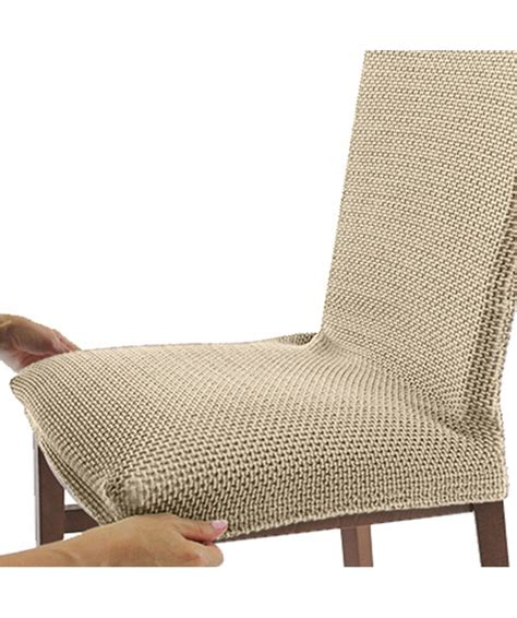 fundas sillas funda silla con respaldo glamour diezxdiez
