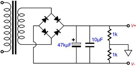 capacitor divider power supply circlotron book review