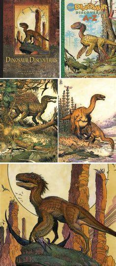 paleoart visions of 97 struthiomimus and fire douglas henderson paleoart prehistoric