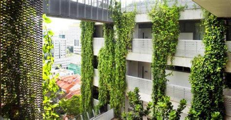 woha architects school  arts singapore inhabitat