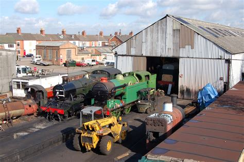 The Engine Shed Model Railway Shop by Locomotive Shed Loughborough Central Great Central Railway The Uk S Only Line