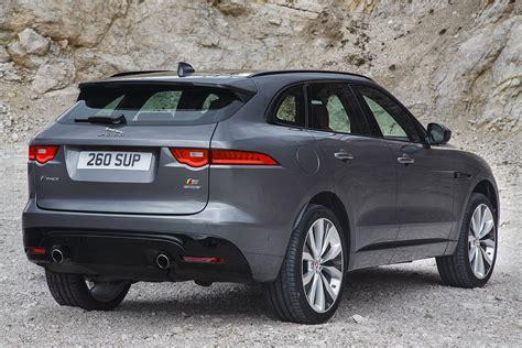jaguar f pace grey jaguar f pace onroad testdrive tracktest seite 2