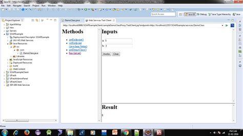 html design using eclipse create java soap web service using eclipse the crazy