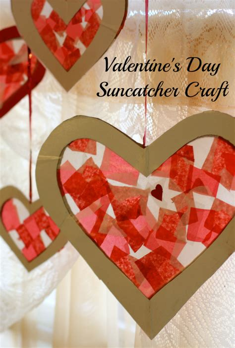 valentines project for s day crafts the idea room
