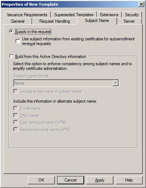 katalykt preparing a microsoft ca ssl certificate