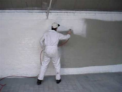 spray painting new plaster dp 6880 airless sprayer for putty plaster doovi
