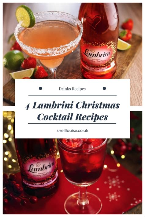 christmas cocktail recipes christmas cocktails archives shell louise