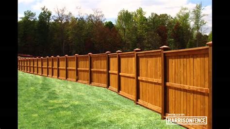 fence stain colors