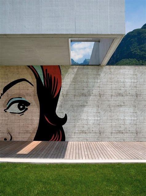 pop art wall mural  beautiful graffiti pop art